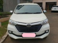 2015 Toyota Grand Avanza 1.3 G AT Dijual