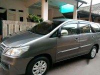 Toyota Kijang Innova Type G M/T Bensin dijual