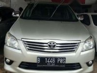 2012 Toyota Innova  Matic dijual