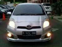 2012 Toyota Yaris type S Limited dijual