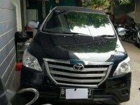 2014 Toyota Innova E.2.0 Dijual