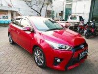 Toyota Yaris G 2015 Hatchback Dijual
