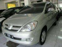 2007 Toyota Innova G Bsn  dijual