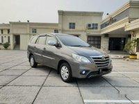 Toyota Kijang Innova 2.0 E 2014 dijual