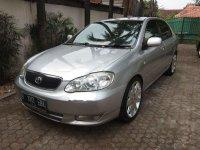 Toyota Corolla Altis G 2002 Dijual