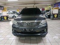 Toyota Fortuner G TRD 2011 Dijual