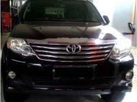 Toyota Fortuner G Luxury 2013 Dijual