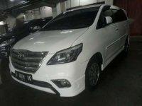Toyota Kijang Innova V LUX  2.0 A/T dijual