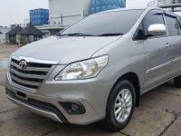 Toyota Kijang Innova E 2014 MPV MT Dijual