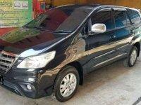 2014 Innova G Bensin Matic dijual