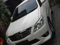 2012 Innova V Matic Diesel dijual