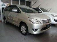 2012 Innova G AT Bensin   Facelift dijual
