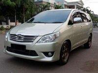 2013 Innova G Matic Diesel  Istimewa dijual