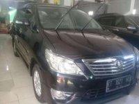 2013  Toyota Kijang Innova G Luxury 2.0cc dijual