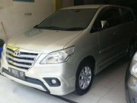 Innova G Diesel 2013 A/T dijual