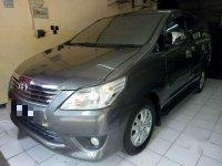 2012 Toyota Kijang Innova G Luxury Dijual