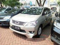 Toyota Kijang Innova 2.5 G 2012 Dijual