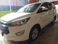 2017 Toyota Kijang Innova Reborn 2.0 G AT dijual