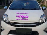 2013 Toyota Agya Dijual