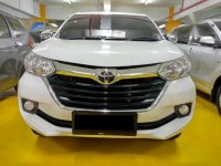 2017 Toyota Avanza G 1.3 Automatic Dijual