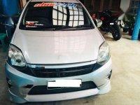 2014 Toyota Agya type Trd Sportivo dijual