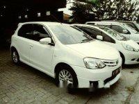 Toyota Etios Valco G M/T 2013 Dijual
