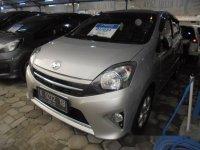 Toyota Agya G Automatic  2014 Dijual