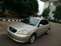 2003 Toyota Altis J Dijual
