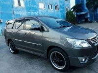 2013Grand Innova G Manual  dijual