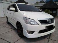 Toyota Kijang Innova V Luxury 2013 MPV Dijual