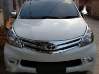 2013 Toyota All New Avanza 1.3 G Manual Dijual