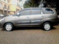 Toyota Kijang Innova 2.5 G A/T 2012 Dijual