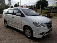 2014 Kijang Innova Luxury V A/T dijual