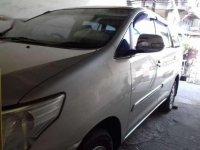 2012 Kijang Inova Grand Innova dijual