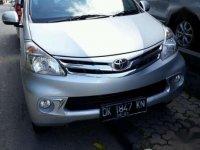 2013 Toyota New Avanza G1.3 MT Dijual