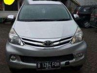 2014 Toyota New Avanza G MT 1.3 Dijual