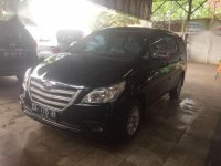 2014 Toyota Innova E Manual  Plat Asli Banjar dijual