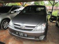 Toyota Kijang Innova 2.5 G 2008 Dijual