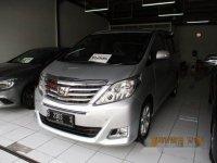 Toyota Alphard X 2011 Dijual