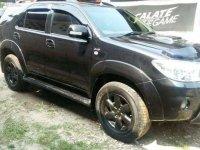 2010 Toyota Fortuner G dijual