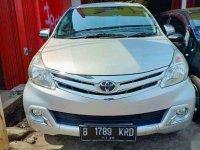 2015 Toyota Avanza G AT Dijual