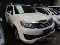 Toyota Fortuner G TRD Sportivo 2011 Dijual