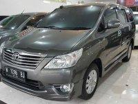 Toyota Kijang Innova 2.0 G Luxury A/T 2012 Dijual