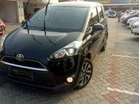 2016 Toyota Sienta V AT dijual