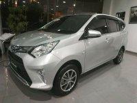 Jual mobil Toyota Calya 2018 Dijual