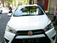 2016 Toyota Yaris TRD Sportivo AT dijual