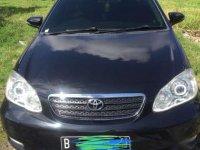 2004 Toyota Altis dijual