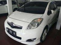 2012 Toyota Yaris S Limited Dijual