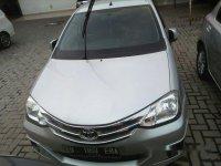 Toyota Etios Valco G 1.2 2014 Dijual