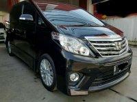 2013 Toyota Alphard SC Premium Sound 2.4 Dijual